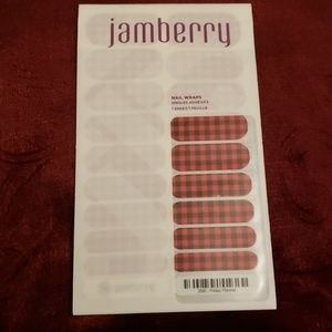 Jamberry Nail Wraps Friday Flannel
